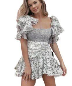 robe de plage courte