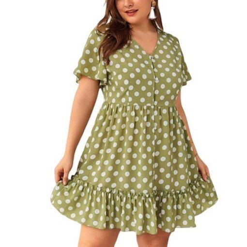 robe plage grande taille