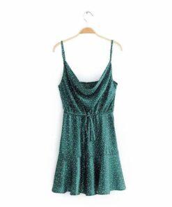 robe tunique satin femme