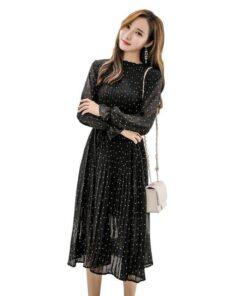 robe automne longue