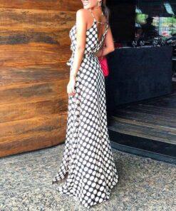 robe boheme ethnique