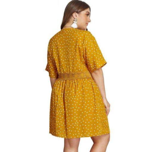 tenue de soiree femme grande taille