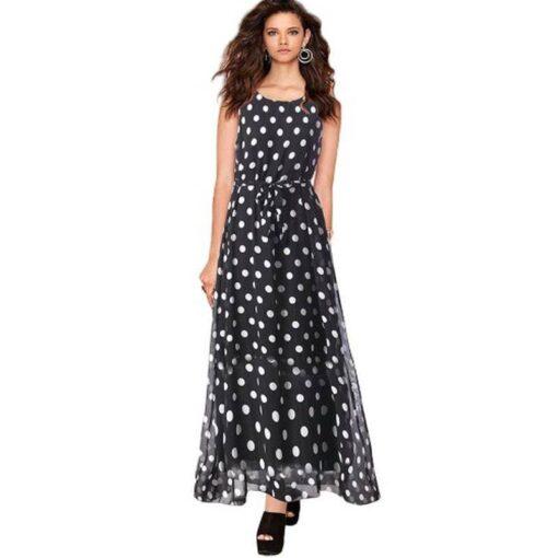 robe ete longue femme