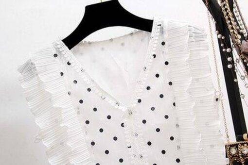 dentelle robe courte