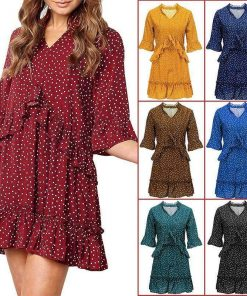 robes courte grande taille