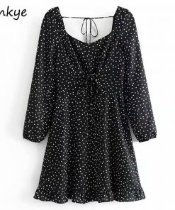 robe salopette vintage