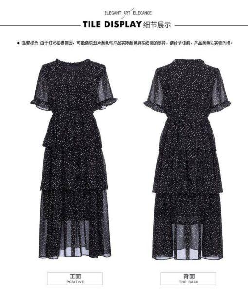 robe empire longue