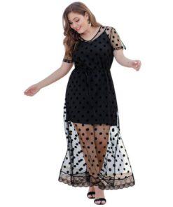 robes soiree dentelle