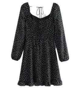 robe vichy vintage