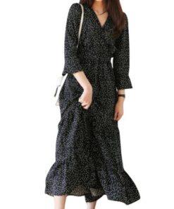 robe ete femme ronde