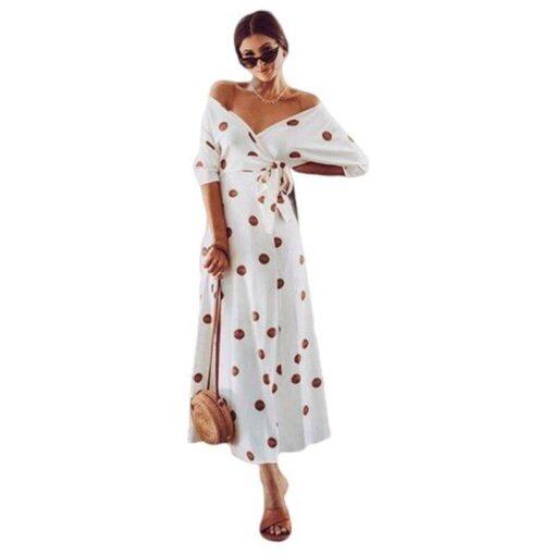 maxi robe boheme