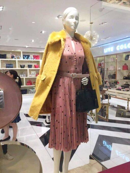 robe tunique longue
