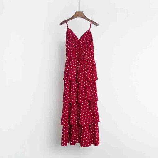 robe longue decollete dos
