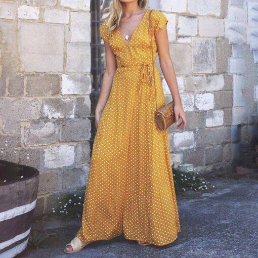 robe boheme femme enceinte
