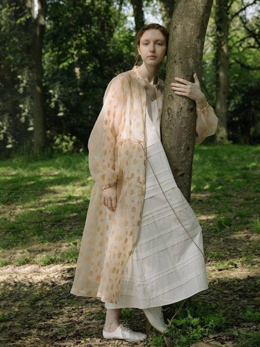 vinted robe ete