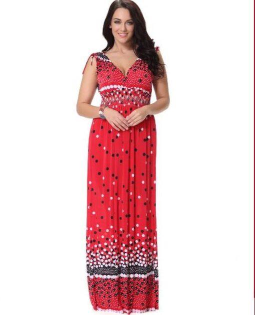 grande taille robe de soiree