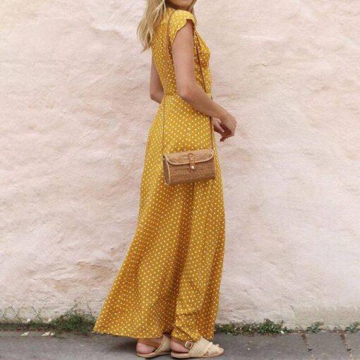 robe boheme femme chic