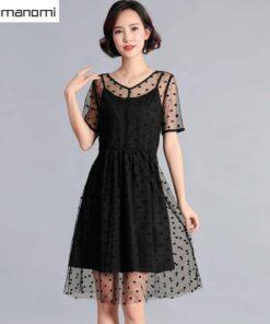 veste noir grande taille femme