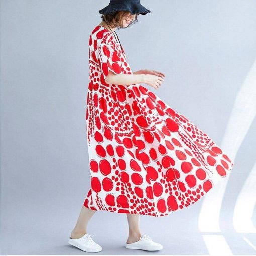 robe longue bandeau grande taille