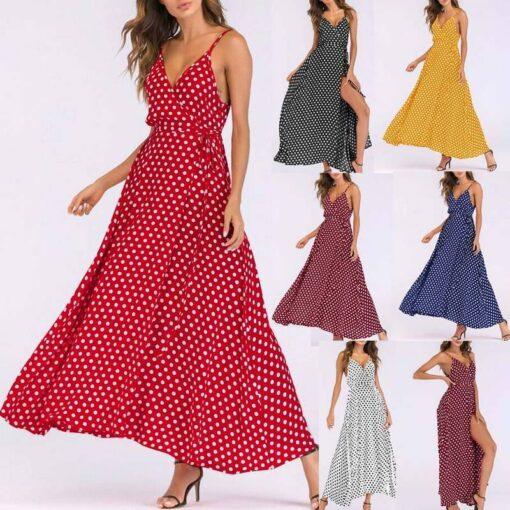 robe longue hippie mode