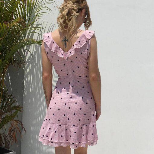 robe bretelle femme courte