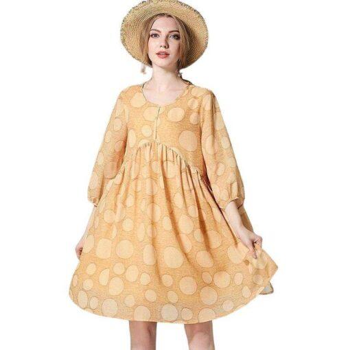 robe empire grande taille
