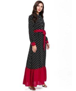 Robe à Pois#robe à pois retro#Robe à Pois Retro - coccinelle-paradis