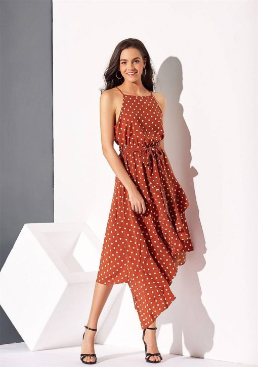 robe boheme avec perfecto