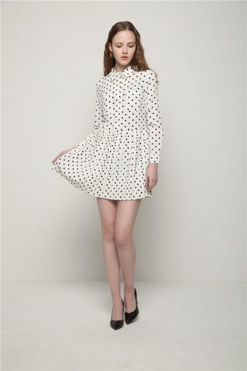 petite robe blanche chic