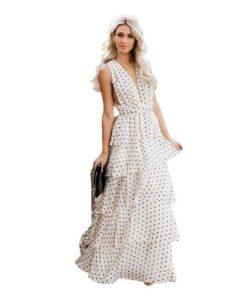 robe boheme de soiree
