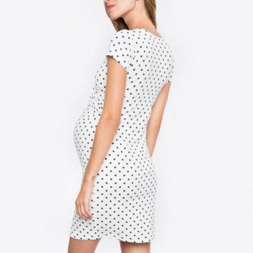 robes a pois de grossesse