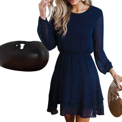 robe courte hiver