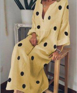 robe tunique lin grande taille