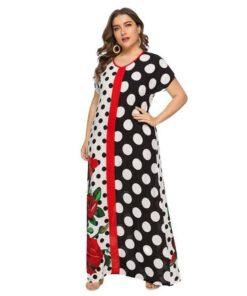 robe longue maxi