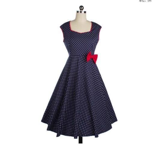 robe a pois tendance 2020