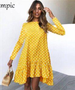 robe tunique longue femme