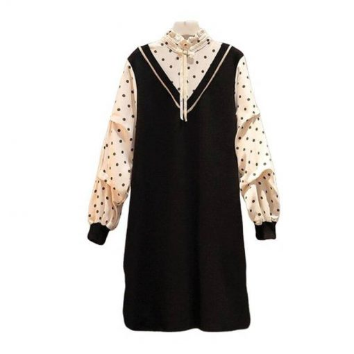 robe pull grande taille