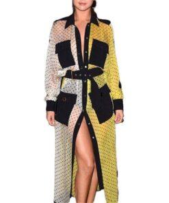 robe blouse vintage