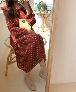 robe boheme chic