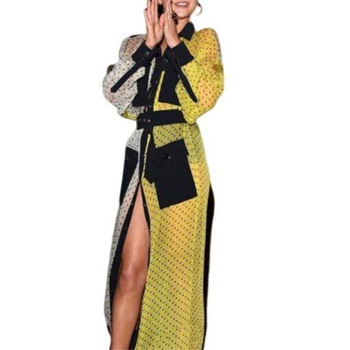 robe bustier vintage