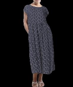 robe grossesse a pois courtes grande bonne maman
