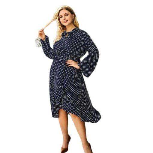 robe de soiree asymetrique grande taille