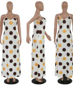 robe longue boheme bustier
