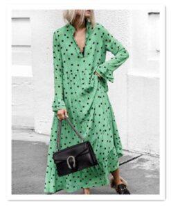 robe champetre vintage