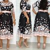 robe africaine wax grande taille