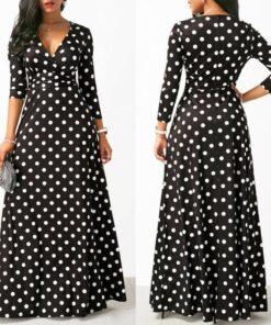 robe longue bal