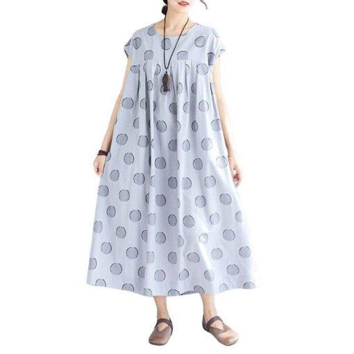 robe longue ete femme
