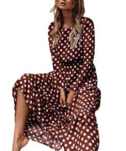 robe hiver longue