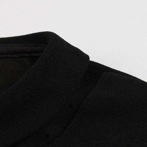 dentelle noire robe