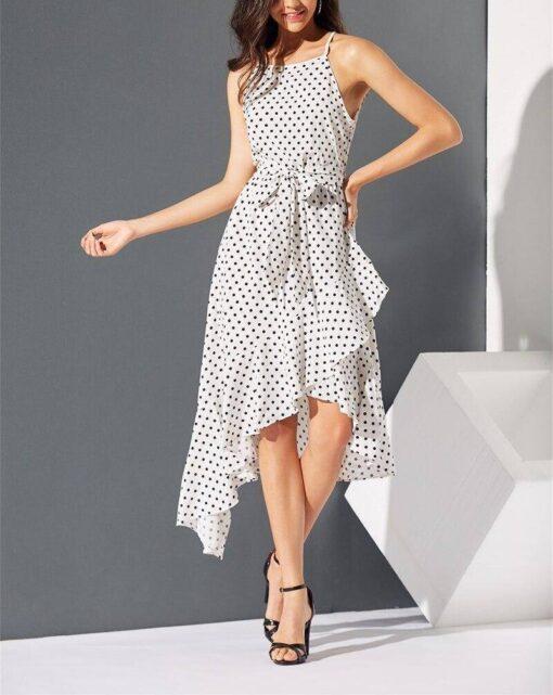 robe portefeuille asymetrique